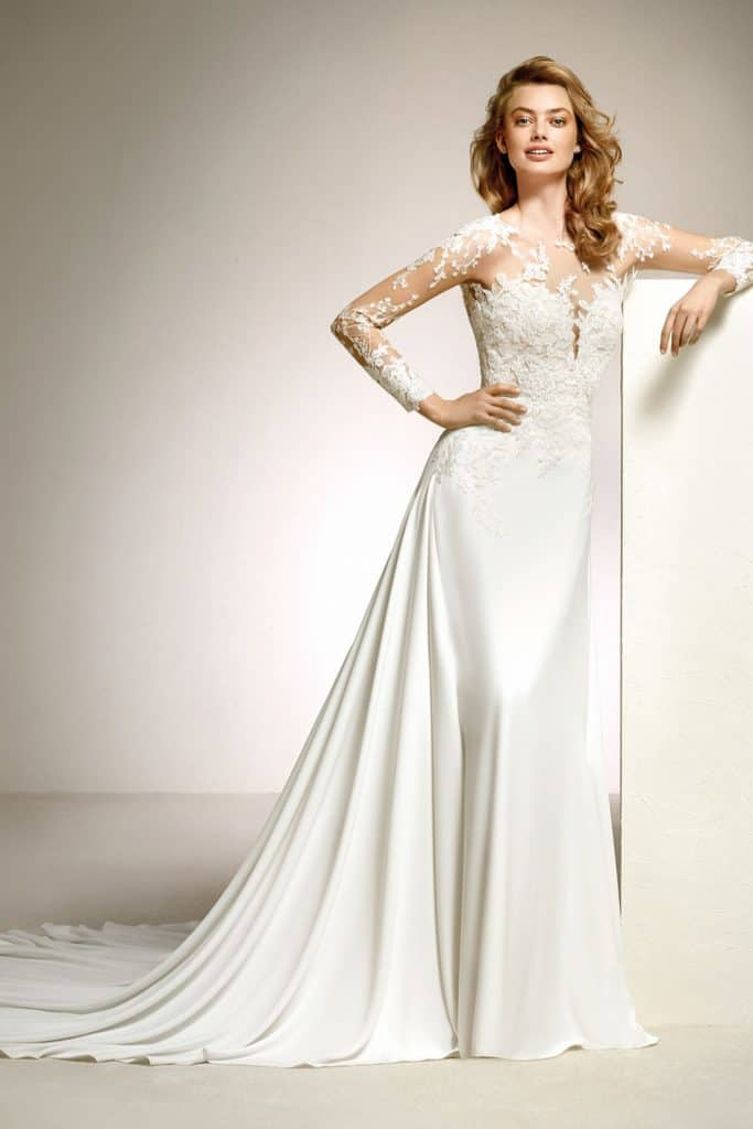 Dacil Pronovias Wedding Dress