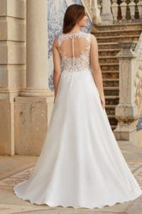 44170 Plus Size Wedding Dress